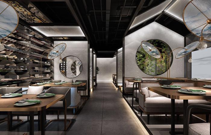 濟南中高端餐廳裝修設計中的軟裝技巧.jpg