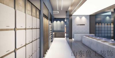 西顿照明展馆设计-展厅装修