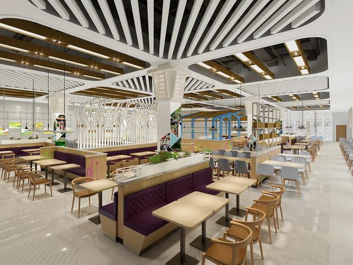 济南食堂餐厅设计装修.jpg