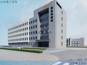 西格玛数控-5000平办公楼