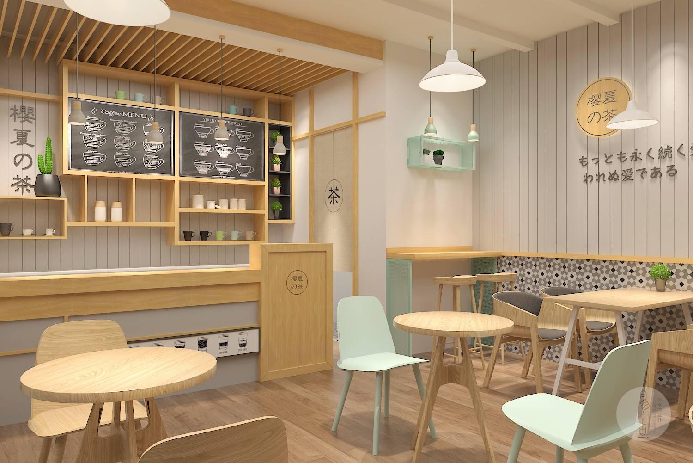 济南特色奶茶店装修怎么设计具有吸引力?