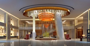 广元酒店装修设计