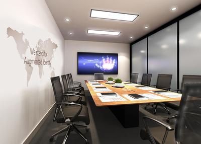 300平米-深圳诺贝科技-办公室装修