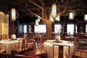 陕菜馆中式风格装修