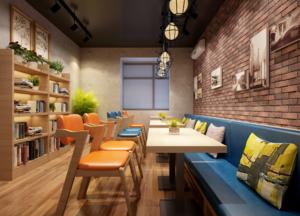济水上苑红璞公寓咖啡馆